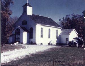 Old Church in 1947_0001