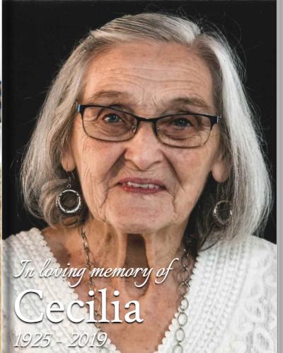 Cecilia Margaret Henderson